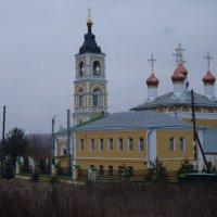Церковь Иконы Божией Матери Казанская в Лакинске,Владимирская область :: Galina Leskova