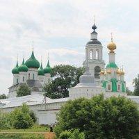 Женский монастырь Толгской божьей матери :: Марина Туманова