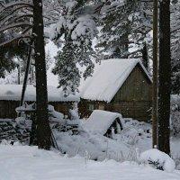 А снег идёт... :: Михаил Лобов (drakonmick)