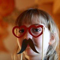 очки и усы :: евгений кимов