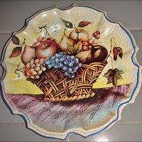 Итальянская тарелочка :: Нина Корешкова