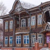 Сказочный домик... :: Константин Молдыбаев