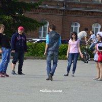 Последний звонок 2014 :: Валерий Кабаков