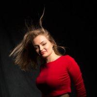 Летящие волосы) :: Юлия Каразанова