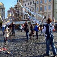 На Старомесской площади :: Ольга