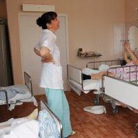 Елена Сафонова - Инсульт. Серия фото 2 ЛФК в палате интенсивной терапии