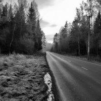 Lost Highway ... :: Роман Шершнев