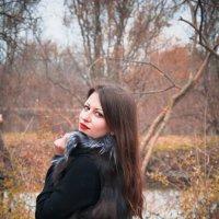 Осень,прекрасная Мария :: Виктория Абрамова