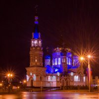Огни ночного города #3 :: Алексей Масалов