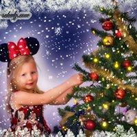 Рождественнское настроение :: Татьяна Шульц Schulz