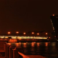 Разводные мосты :: Юлия Михайлова
