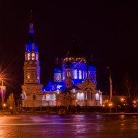 Огни ночного города #1 :: Алексей Масалов