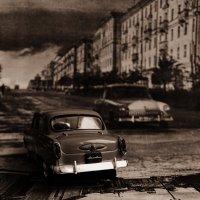 а по старым улицам.. :: Наталья Бридигина
