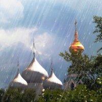 и дождь и солнце... :: Марина Харченкова