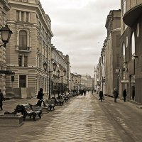 Никольская улица (Москва) :: Сергей Фомичев