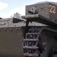 Плавающий танк :: Александр Кемпанен