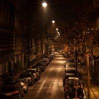 Ночь. Улица. Фонарь. Копенгаген. :: Валерий Задорожный
