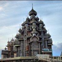 Храм Преображения Господня в Кижах :: Виктор Новиков