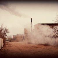 В дыму :: Ирина Бакутина