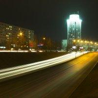ночной город :: Ильсия Рахматуллина