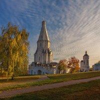 В Коломенском на закате :: Владимир Колесников