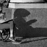 про тень...2 :: Елена Шторм