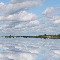 Поток облаков :: Валентина
