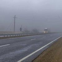 Туман над перевалом :: Дмитрий Потапкин