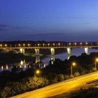 Мост через Оку :: Виктор