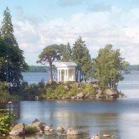 Выборг, парк Монрепо (2005г.). :: Марк Васильев