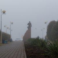 в тумане. :: Владимир Мужчинин