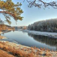 Осенние берега. Продолжение. :: Андрей Куприянов