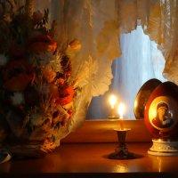 Тепло свечи... :: Тамара (st.tamara)