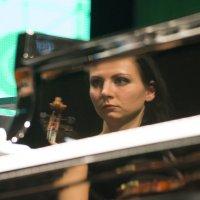 Скрипачка.... :: Диана Мелина