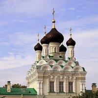 Троицкая церковь :: Ирина Фирсова