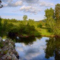 На реке Кручине :: Сергей Брагин