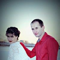 муж и жена :: Таша Строгая