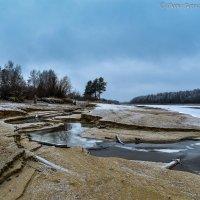 Начало зимы :: Борис Устюжанин