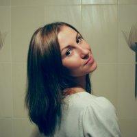 Портрет с лилиями :: Damir Si