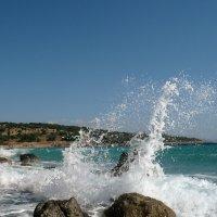 Волна разбилась. :: Чария Зоя