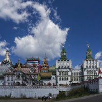 Кремль в Измайлово :: sorovey Sol