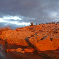 Закатные краски :: Anastasia Kaurova