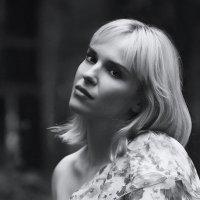 Anna...(an plain air...) :: Михаил Смирнов