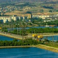 Жигулевская ГЭС :: Олег Манаенков