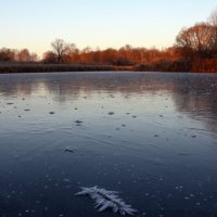 Свет и лед :: Алексей Дмитриев