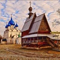 Суздальский кремль :: Nick(Николай) Birykow