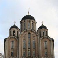 Свято-Георгиевский Собор, г. Макеевка :: валерий