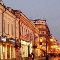 город вечером :: Ирина ***