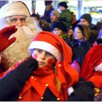 К нам приехал Дед Мороз! :: Eino Pessi
