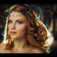 Эльфийская принцесса :: Ольга Кондрусь